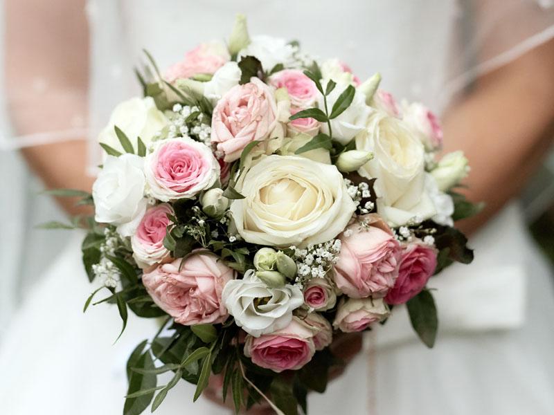 Bouquet de mariage - Briec