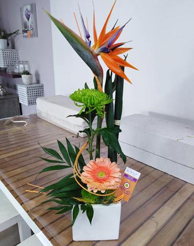 Création florale - Briec