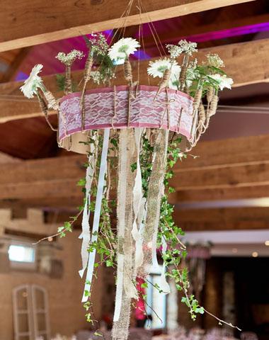 Décoration florale - Mariage