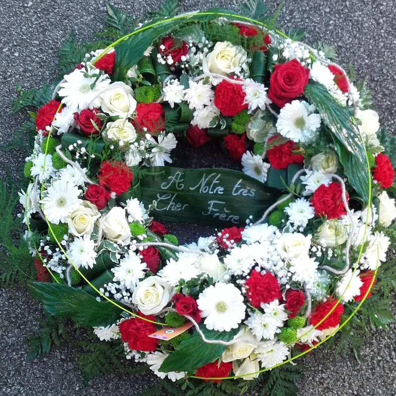 Obsèques fleuriste